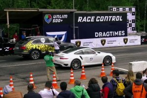 Wideo | Bentayga kontra 911 Turbo | Nietypowy wyścig w Rosji