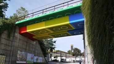 Most Lego w Wuppertal