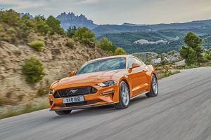 Nowy Ford Mustang nareszcie w Europie