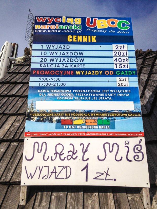 Zdjęcie numer 4 w galerii - Skipass po polsku - 30 lat za światem?