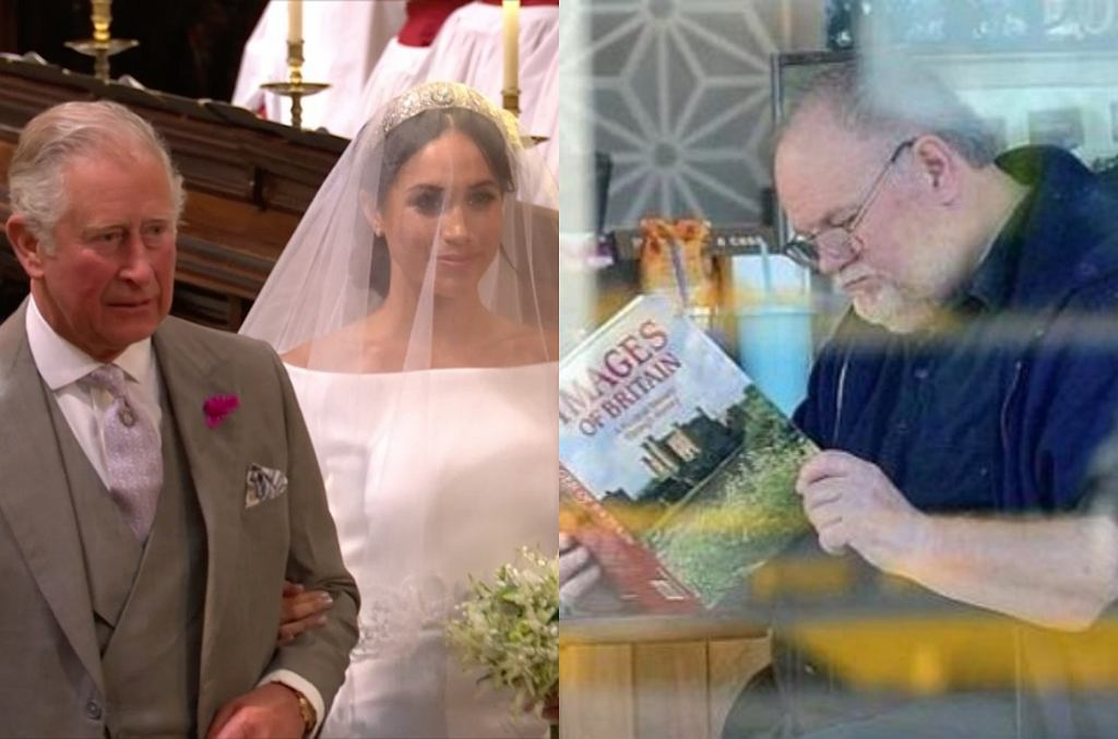 Meghan, Thomas Markle