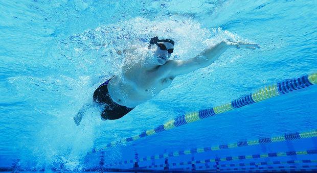 Ćwiczenia: jak dobrze pływać kraulem