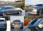 Mercedes U Klasa | Z tęsknoty za Maybachem