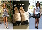 Blogerki to kochaj�: Espadryle Chanel