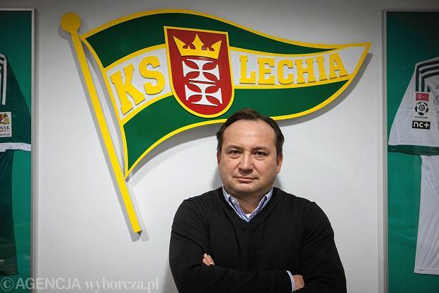Zdjęcie numer 4 w galerii - Adam Mandziara, prezes Lechii Gdańsk: Liga Mistrzów? Myślimy. Ale jeszcze nie teraz