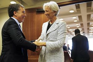 Argentyna nad przepaścią. Międzynarodowy Fundusz Walutowy przyznał jej 50 mld dol. kredytu