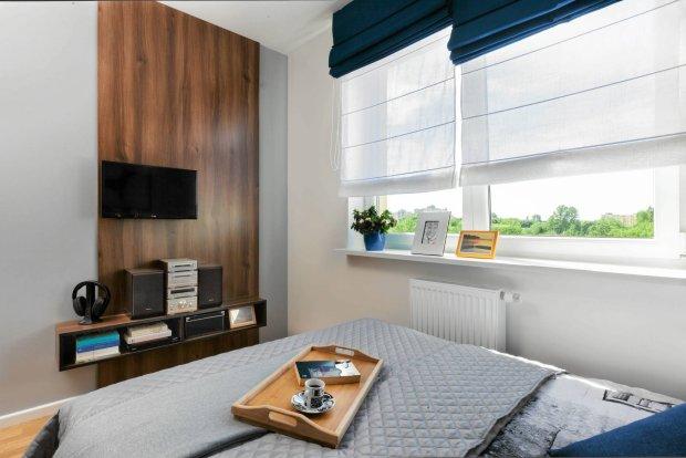 klasyczna sypialnia z niespodziank zdj cie nr 2. Black Bedroom Furniture Sets. Home Design Ideas