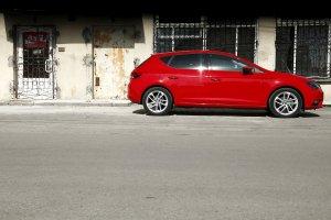 Seat Leon Style 1.4 TSI | Test d�ugodystansowy cz. II | Dzieci go polubi�?