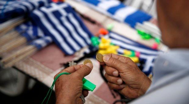 Plagi greckie: przewa�y, korupcja, biurokracja