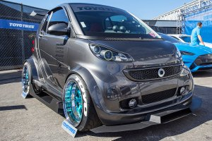 Autokonexion Smart fortwo | Na sterydach