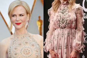 Nicole Kidman na Oscarach i na Germany Golden Camera Awards