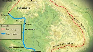 Karpackie Wyzwanie 2100 km po górach i ponad 1000 km kajakiem w 60 dni