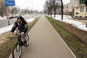 Pierwszy raz od�nie�� �cie�ki rowerowe. Na razie 75 km