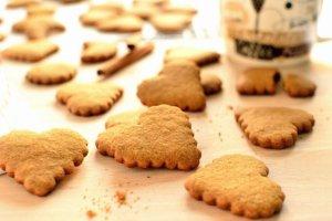 Ciasteczka cynamonowe - znikaj�ce