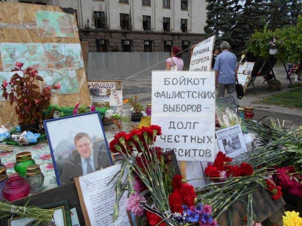 2 maja w Odessie zgin�o 48 os�b. Co naprawd� si� wydarzy�o? Dziennikarka szuka odpowiedzi