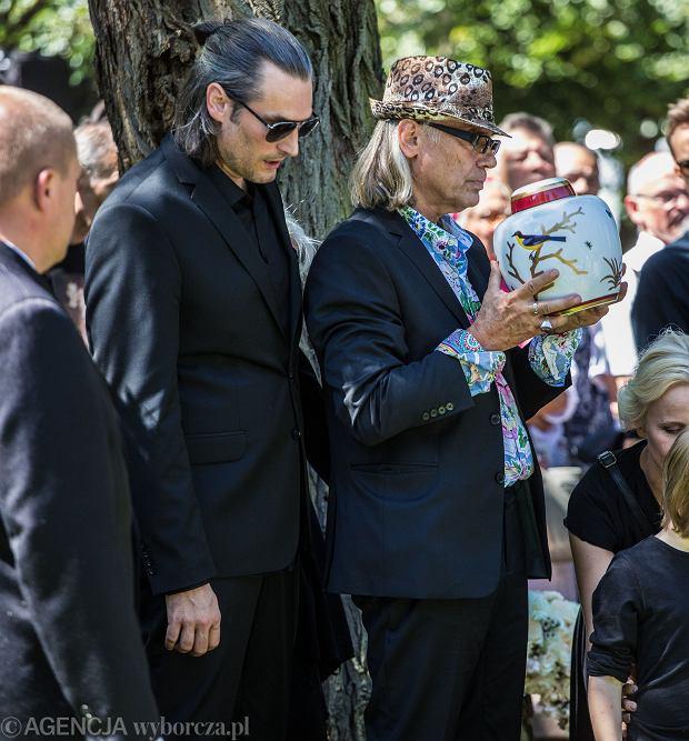Zdjęcie numer 2 w galerii - Korę pożegnał pół roku temu. Kamil Sipowicz w pierwszej tak przejmującej rozmowie po śmierci żony.