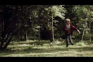Kristina Pimenova, najpiękniejsza dziewczynka świata, w reklamie Armani Junior