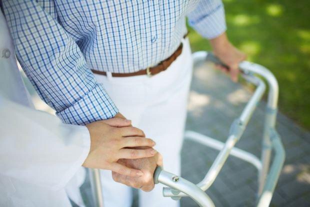 Rehabilitacja domowa osób starszych i chorych