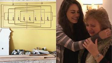 Mila Kunis odremontowała rodzicom dom