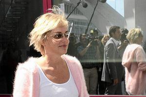 Sharon Stone odbierze Nagrod� Pokoju podczas szczytu noblist�w w Warszawie