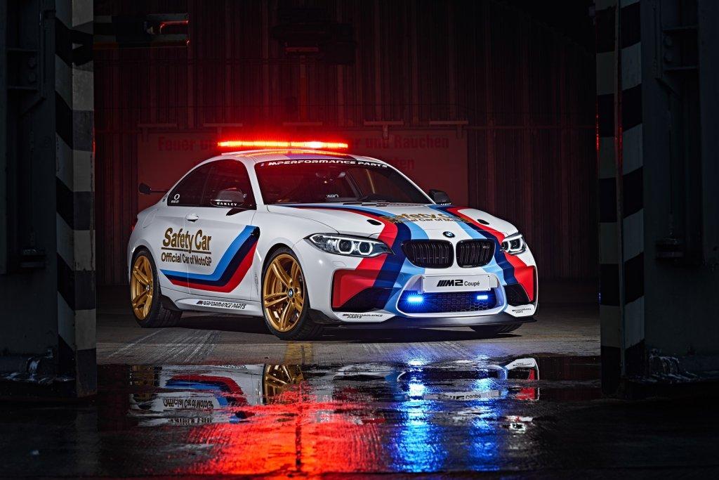 BMW M2 Safety Car Moto GP