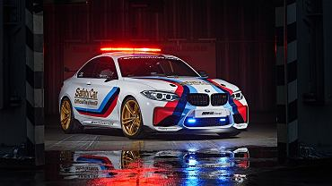 BMW M2 Safety Car Moto GP