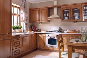 Kuchnia w wiejskim stylu