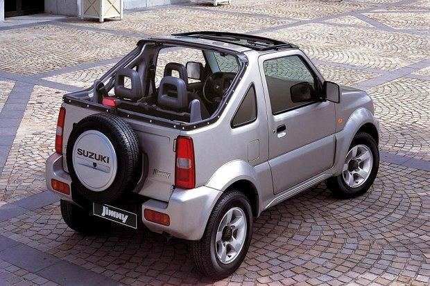 Mazda AZ Offroad Suzuki