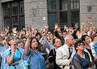 """Blokady i protesty przeciwko spektaklowi """"Golgota Picnic"""" w całym kraju [PODSUMOWANIE]"""