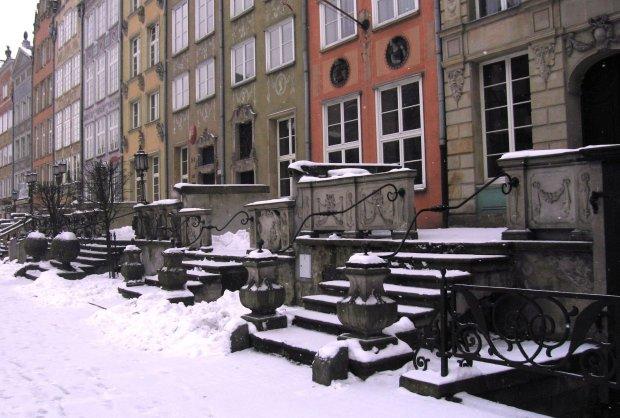 Przedproża - piękny znak rozpoznawczy Gdańska