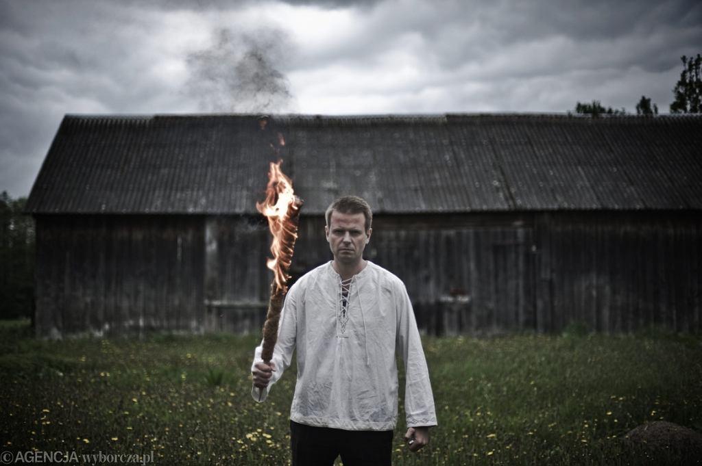 Rafał Betlejewski (fot. Filip Klimaszewski/AG)