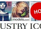 Kolejna modelka okrzyknięta ikoną przemysłu modowego! Wiecie która? [WIDEO]