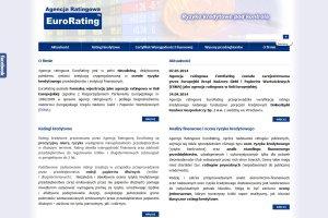 Rejestracja polskiej agencji ratingowej. Mo�e dzia�a� w ca�ej Unii Europejskiej