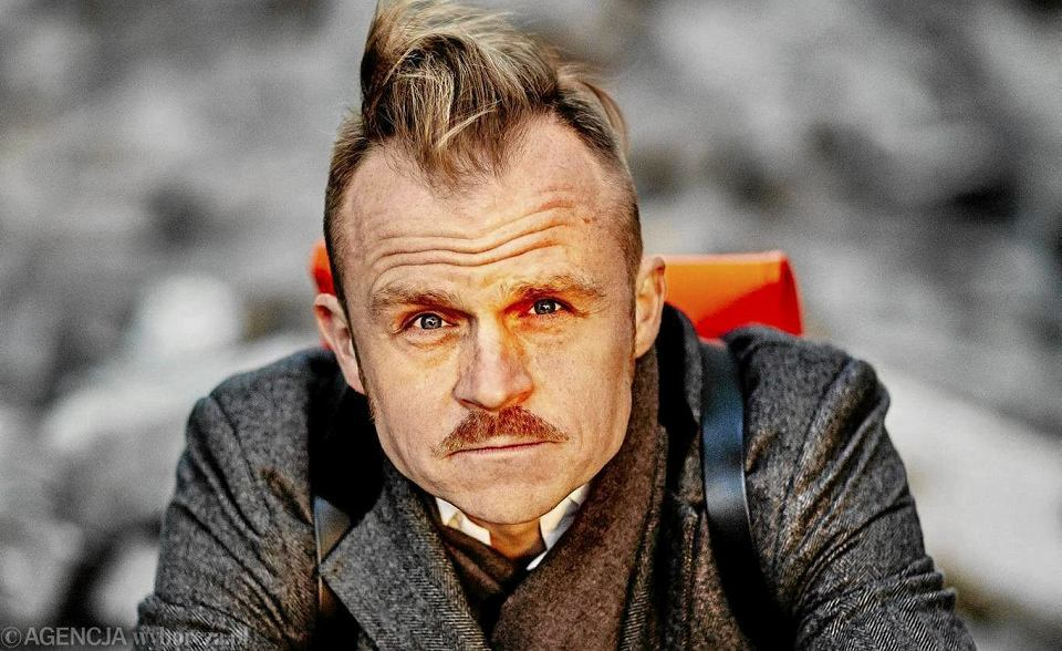 Piotr Rogucki - portret