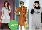 Sukienki oversize na pocz�tek jesieni - ponad 60 propozycji