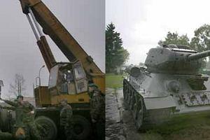 Pomniki, tablice i czołg do usunięcia. Kolejny rzut dekomunizacji w Podlaskiem