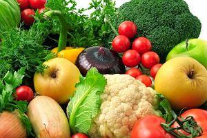 Masz chandrę? Jedz owoce i warzywa
