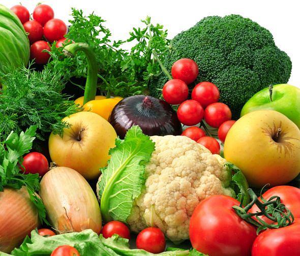 Ile można schudnąć jedząc same owoce i warzywa