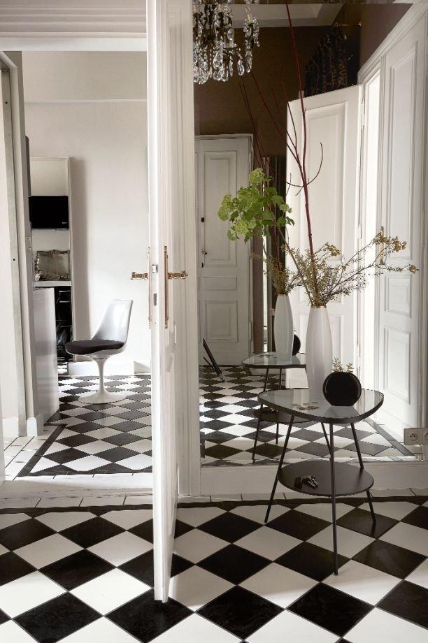 Zdjęcie numer 3 w galerii - Wnętrza: mieszkanie w warszawskiej kamienicy
