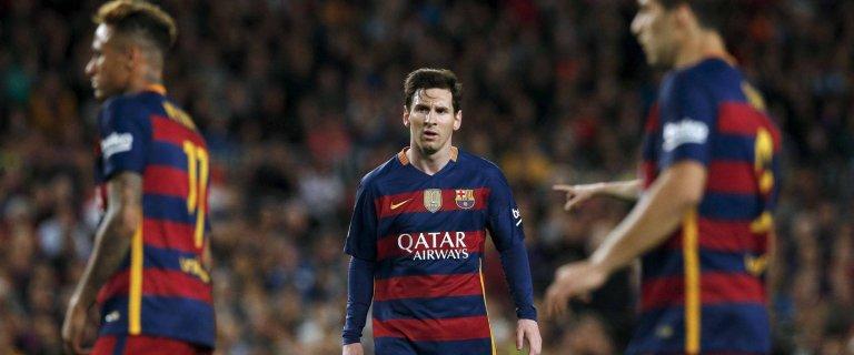 To jest tw�j LIVE! Barcelona musi ucieka�! Je�li nie pokona Betisu, Atletico zostanie liderem
