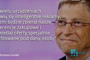 Bill Gates w 1999 r. z�o�y� kilka przepowiedni. Przera�aj�ce, jak bardzo mia� racj�