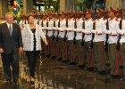 Wielki szczyt w Hawanie i sukces dyktatury braci Castro. Prawa cz�owieka? Wszyscy zapomnieli