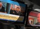 TVN24 i Polsat News transmitowały dzisiejsze wystąpienie Rzeplińskiego. Tymczasem w TVP Info...
