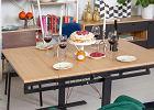3 najbardziej stylowe stoły do salonu