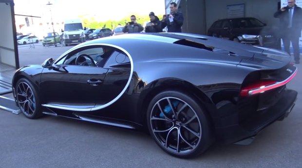 Wideo | Tak brzmi Bugatti Chiron