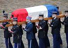 Francja żegna nowego bohatera narodowego i próbuje ustalić, jak zginął