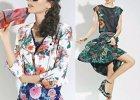Jak nosi� kwiatowy wz�r? 14 modnych stylizacji