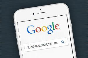 Google płaci Apple trzy miliardy dolarów by pozostać domyślną wyszukiwarką na iPhonie
