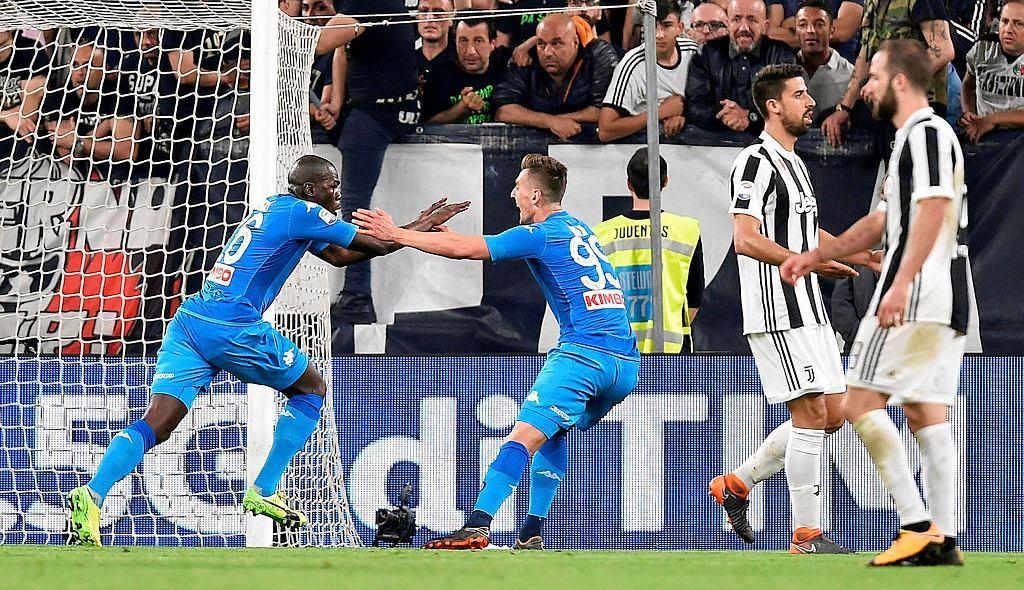 dd116f5c8 Serie A. Fani Napoli oszaleli z radości po zwycięstwie z Juventusem ...