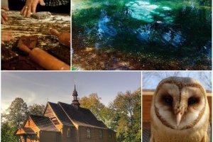 8 wyjątkowych miejsc w Polsce na jednodniowy wypad